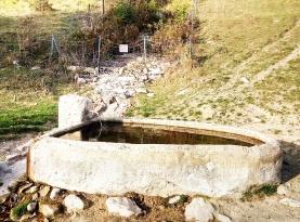 Bassin du hameau de Sornin